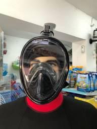 Máscara de mergulhar