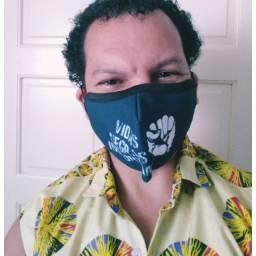 Máscara Vidas Negras Importam