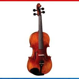 Violino Eagle Vk 644 4/4 Tampo Spruce Maciço