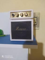 Vendo guitarra golden warlock,Pedaleira Zoom G1 XN - AK Andreas Kisser, mini amp Benson