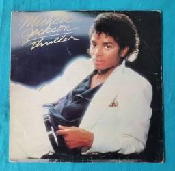 Thriller - Michael Jackson (LP) - O mais vendido da história
