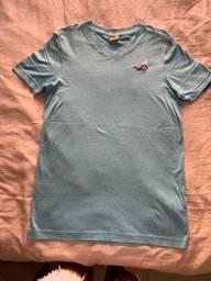 Camiseta Hollister Tamanho S