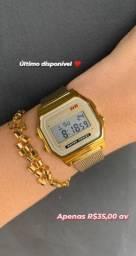 Novos relógios