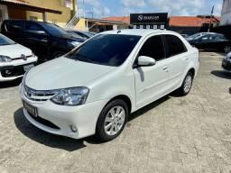 Etios Sedan 2017 XLS Automático