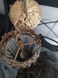 Lustre antigo cristal