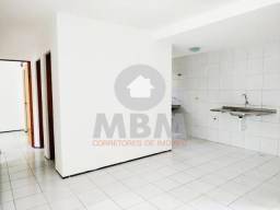 Alugo apartamento no Eusébio com 3 quartos e 2 vagas de garagem. 700,00
