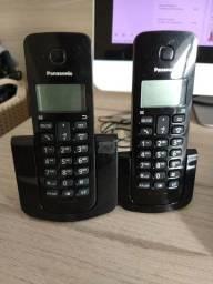 Panasonic duplo sem fio (extensão sem fio)