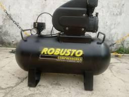 Compressor 90 litros 120 libras