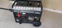 Gerador ZERO a Diesel 7.5 kva