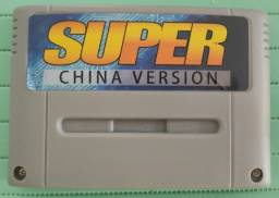 Super Everdrive Snes China Version + Sd Card 8Gb