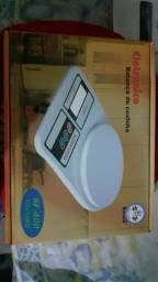 Balança Digital 1g A 10 Kg Cozinha Dieta