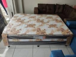 Cama box casal cm pillow