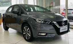 Novo Nissan Versa Adv CVT 2021 0km