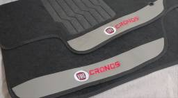 Carpetes personalizados Fiat