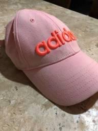Boné rosa adidas exclusivo