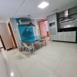 Excelente apto muito amplo 3 suites + dce no melhor de Tambaú
