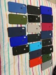 Temos capas case e iPhone 7 e7 Plus e X também