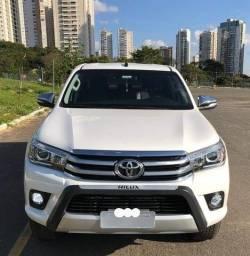 Toyota Hilux SRX 2.8 2016 Aut. Turbo Diesel