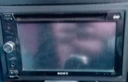 Vendo aparelho DVD automotivo da marca SONY em perfeito estado