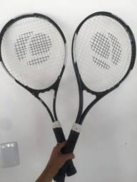 Raquete badminton/ tênis/ minitênis