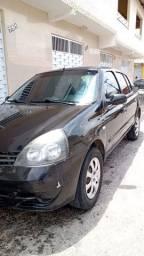 Clio sedan 1.6 completo ano 2006 flex
