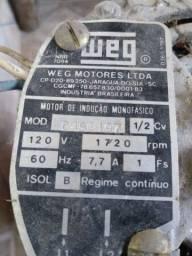 Vendo motor 1/2 CV