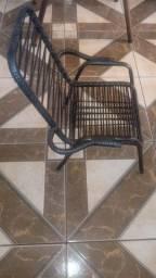 Cadeira de varanda infantil