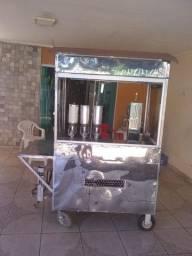 Kit churros carrinho de churros