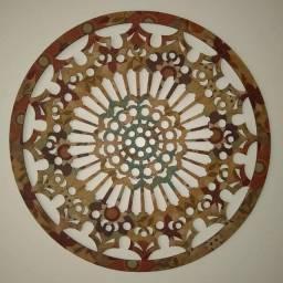 Mandala decorada