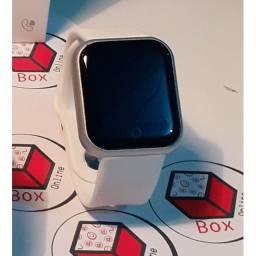 Smartwatch D20 Preto - Compatível Android e Ios