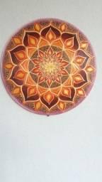 Mandala Vitalizadora e Revigorante