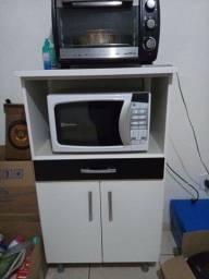 Armario para forno e micro-ondas