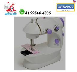 Maquina De Costura Domestica Facil Manuseio 2 Velocidades só Zap