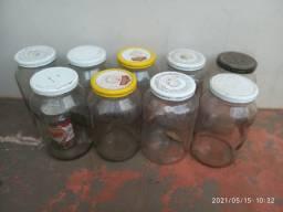 Torro 9 potes de conserva de 3 litros