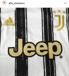 Camisa Juventus 20/21 Oficial!!