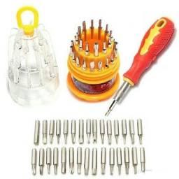 Kit 31 chaves de precisão - Chave de precisão