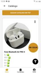 Fone Bluetooth Air PRO 4<br>