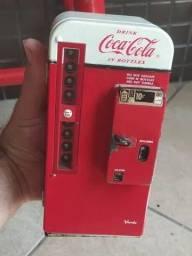 Miniatura Geladeira Coca-cola Retro<br><br>