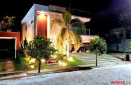 Jardins Ibiza, casa duplex Porteira Fechada, 4 quartos, 6 vagas, piscina, Eusébio