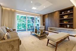 Apartamento à venda com 3 dormitórios em Cabral, Curitiba cod:CO0018