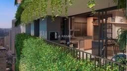 Apartamento à venda com 3 dormitórios em Centro, Curitiba cod:GD0011