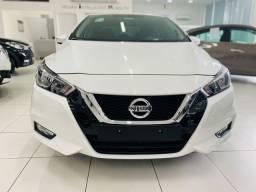 Novo Nissan Versa Advance CVT 2021 0km
