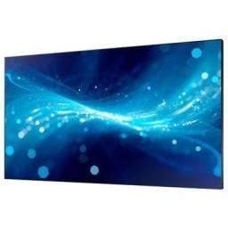 Monitor Samsung LED Profissional 46´ UHD, HDMI/DisplayPort, para Videowall<br><br>