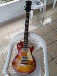 Guitarra com kit completo