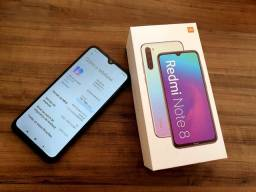 Xiaomi redmi Note 8 128gb pra vender logo
