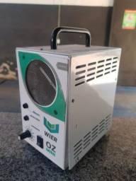 Máquina de ozônio