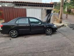 Vendo Corolla  modelo seg  ano 2006