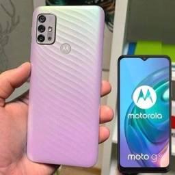 Moto G10 64GB NOVOS Lacrados Aceito Cartão