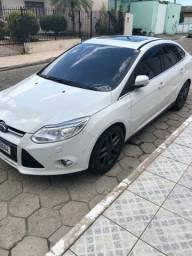 Ford Focus titanium vendo ou troco