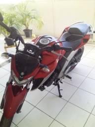 Moto yamarra fezer 250cc